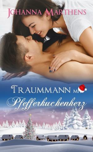 Cover Traummann mit Pfefferkuchenherz