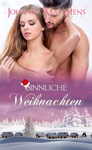 Cover sinnliche Weihnachten