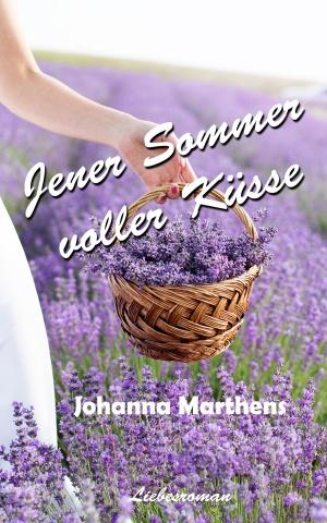 Cover Jener Sommer voller Küsse